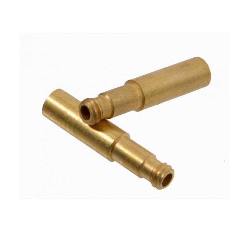 Prolongateur de valve HUTCHINSON 30mm (La paire)