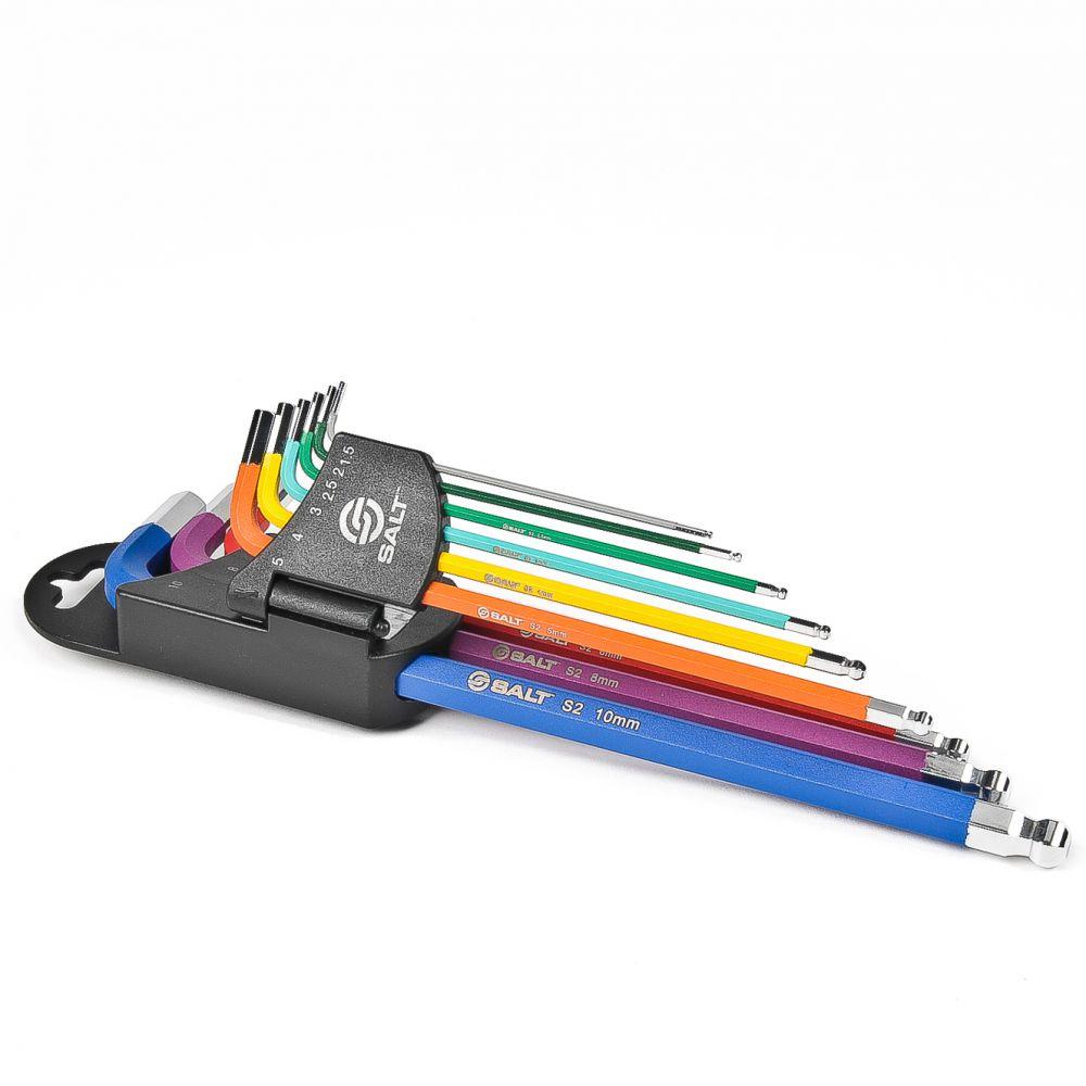 Kit cles allen SALT multicolors