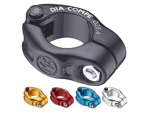 Collier de selle DIA-COMPE MX 1500 1 vis 25.4mm