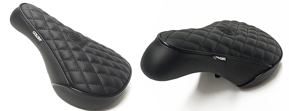 Selle COLONY Local Nathan Sykes black pivotal