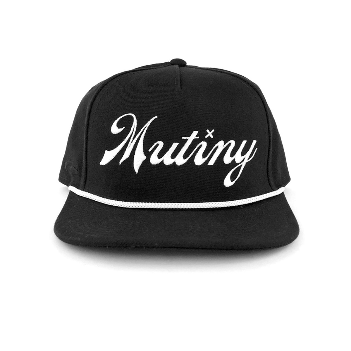 casquette-mutiny-second-string-black
