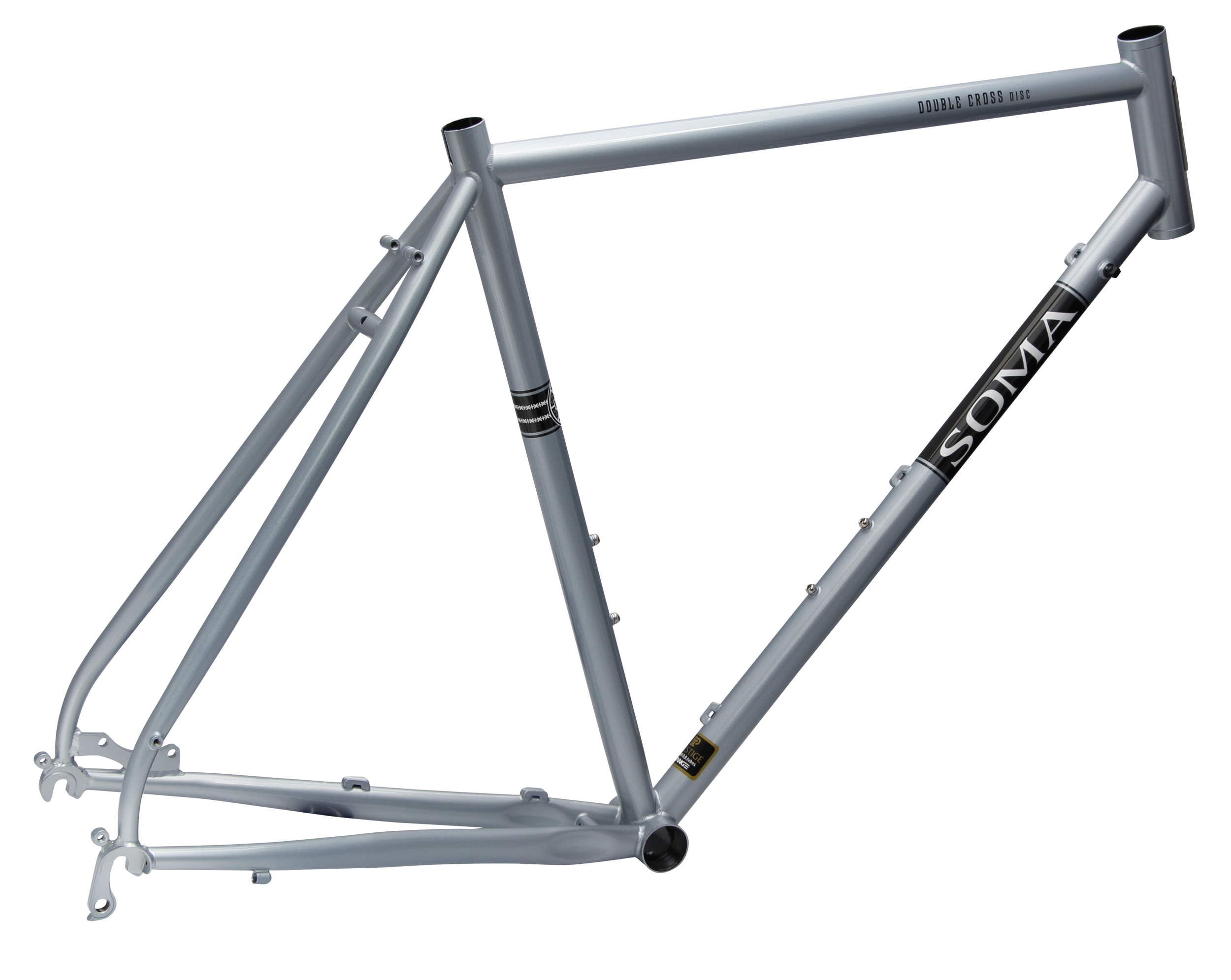 Cadre SOMA Double Cross Disc