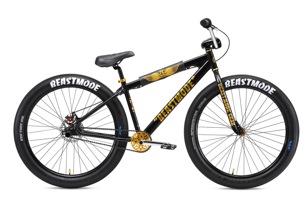 bmx se bikes beast mode ripper 27 5 black 2018 wheeling bikes bikes complets bmx avenue. Black Bedroom Furniture Sets. Home Design Ideas