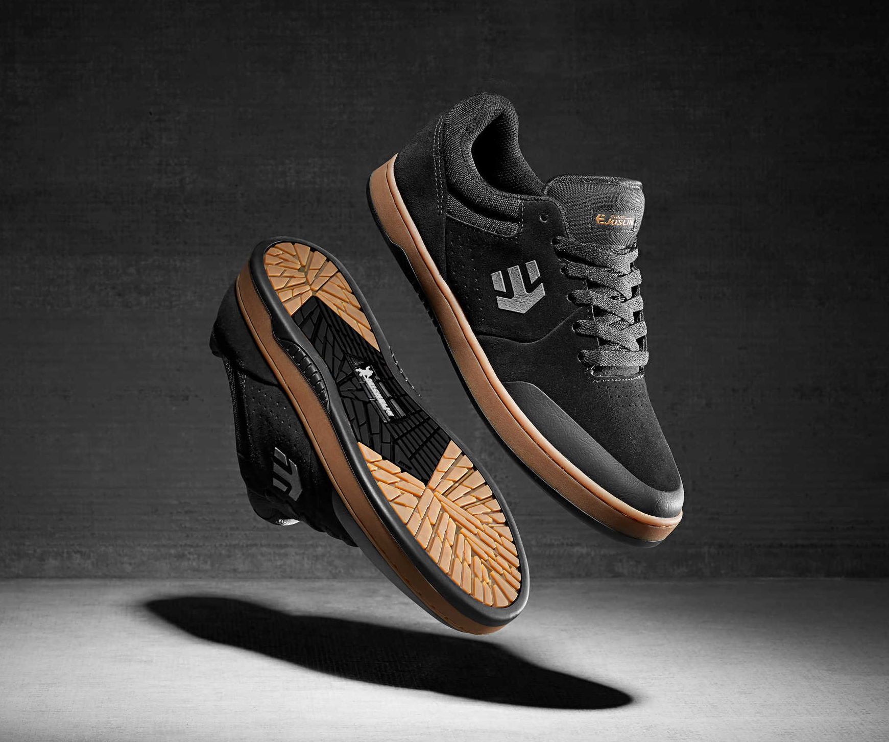 Marana Shoes Shoesetnies Bmx Avenue Michelin Etnies Blackredgum 76bfgYy