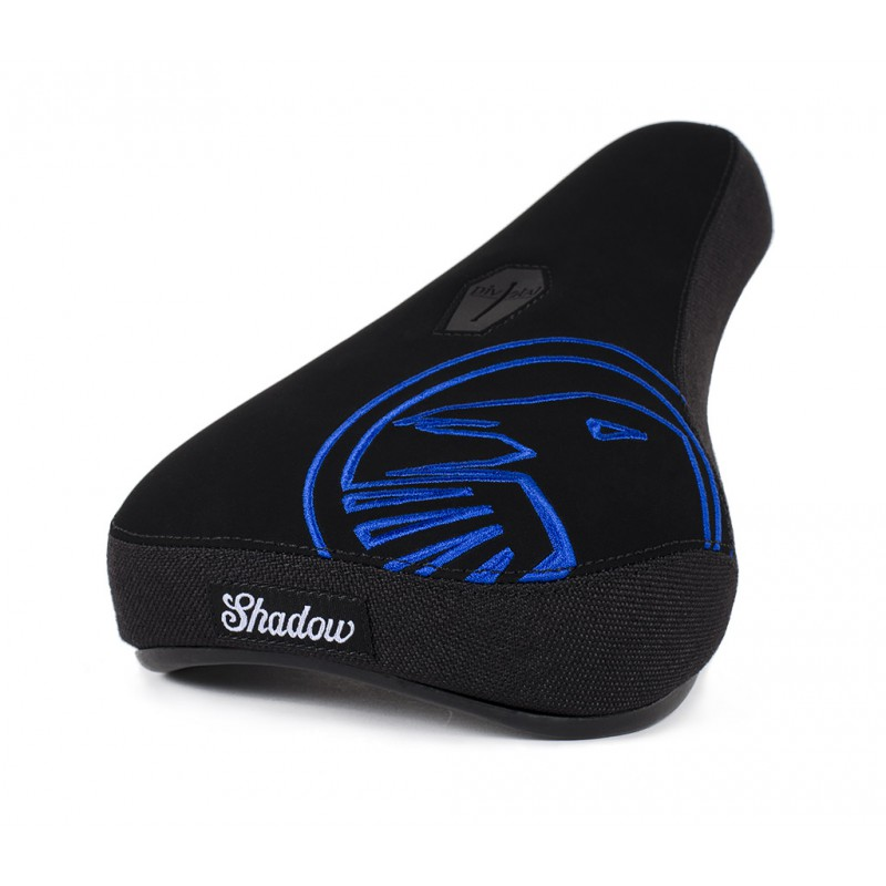 Selle SHADOW Crow Mid broderie pivotal