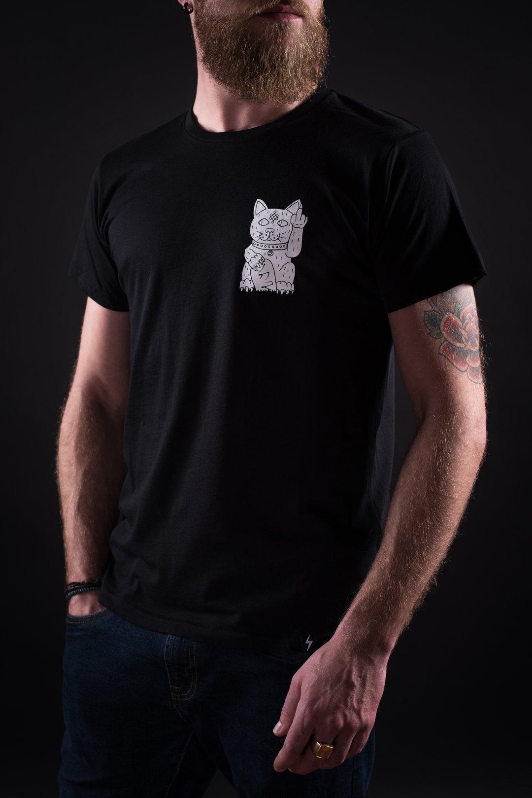 t-shirt unicorn maneki