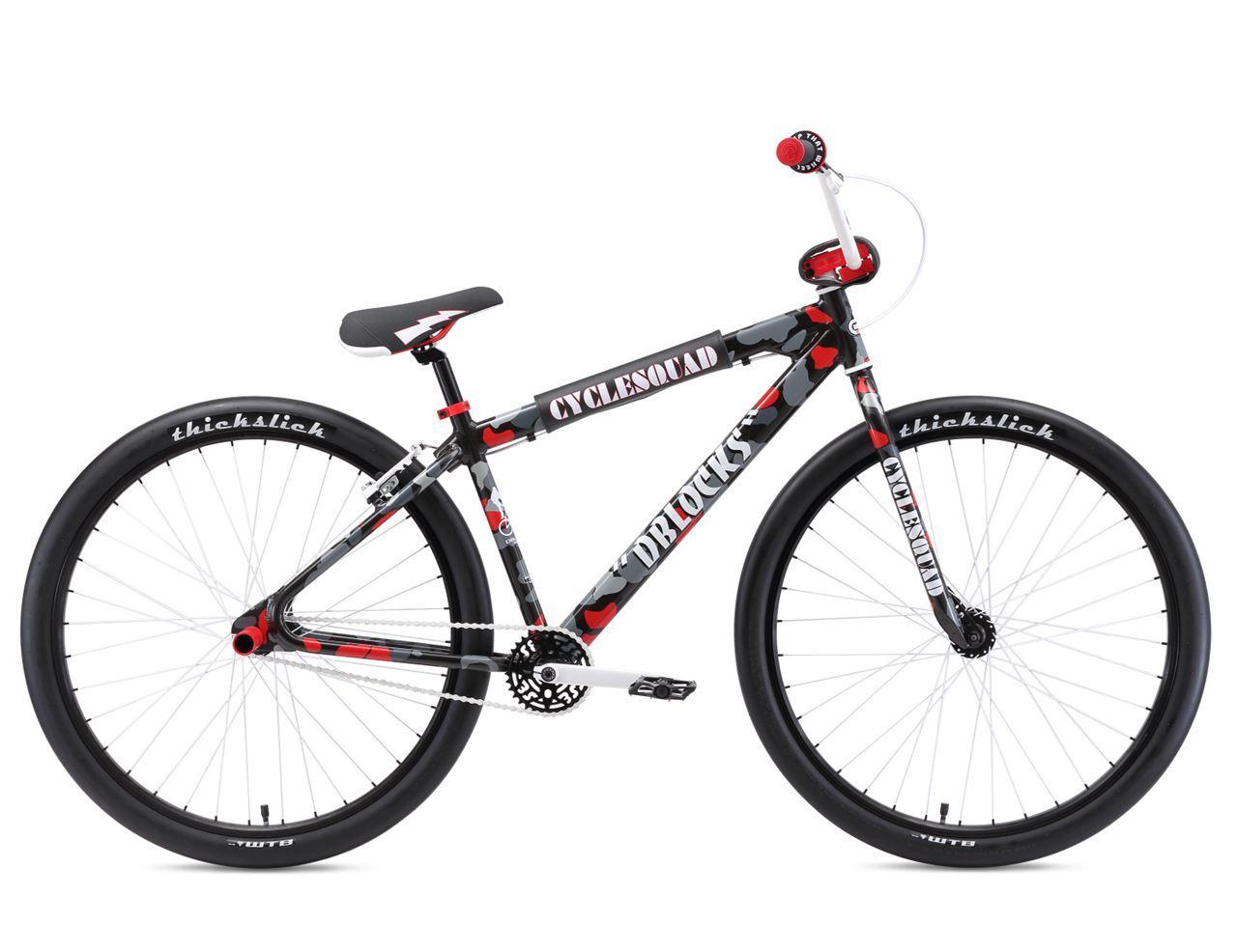 se bikes dblocks big ripper 29 camo 2019 wheeling bikes se bikes bmx avenue. Black Bedroom Furniture Sets. Home Design Ideas