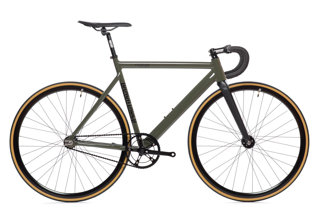 Vélo STATE Black Label V2 army green