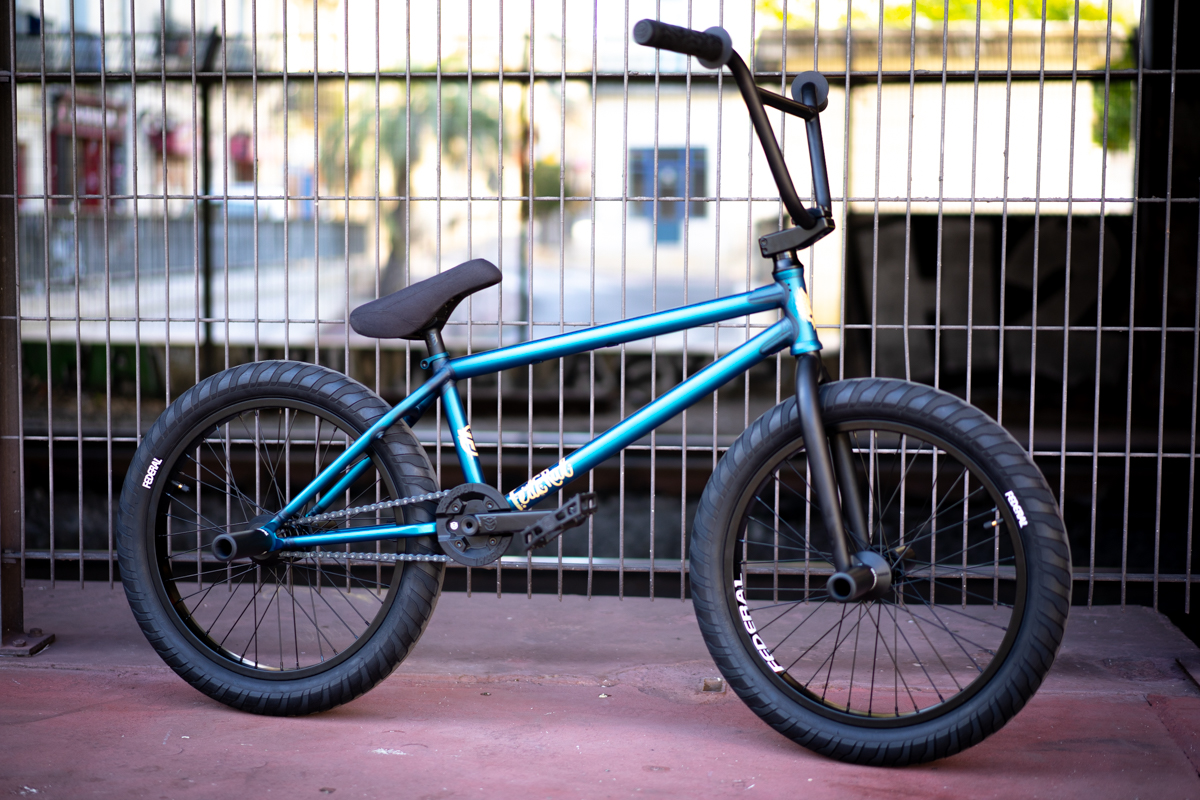Bmx FEDERAL custom Perrin ICS replica