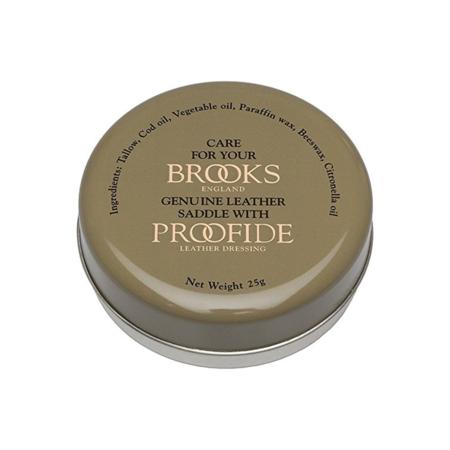 Graisse BROOKS Proofide pour selle cuir 25g