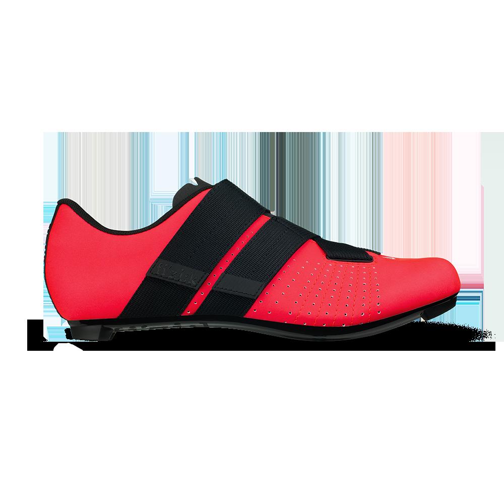 Shoes FIZIK Tempo Powerstrap R5 Coral Black