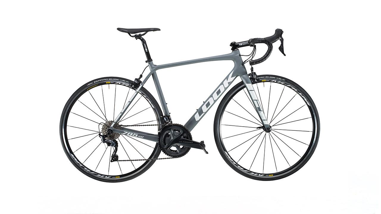 Vélo LOOK 785 Huez dark grey mat Ultegra