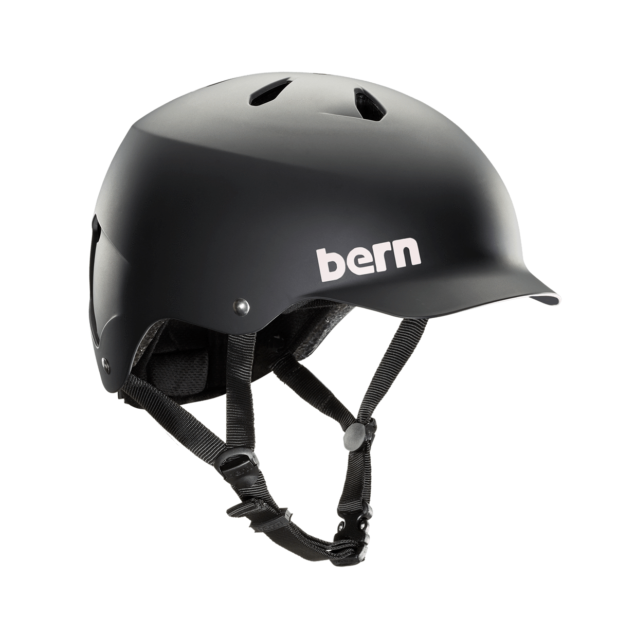 Casque BERN Watts EPS mat black