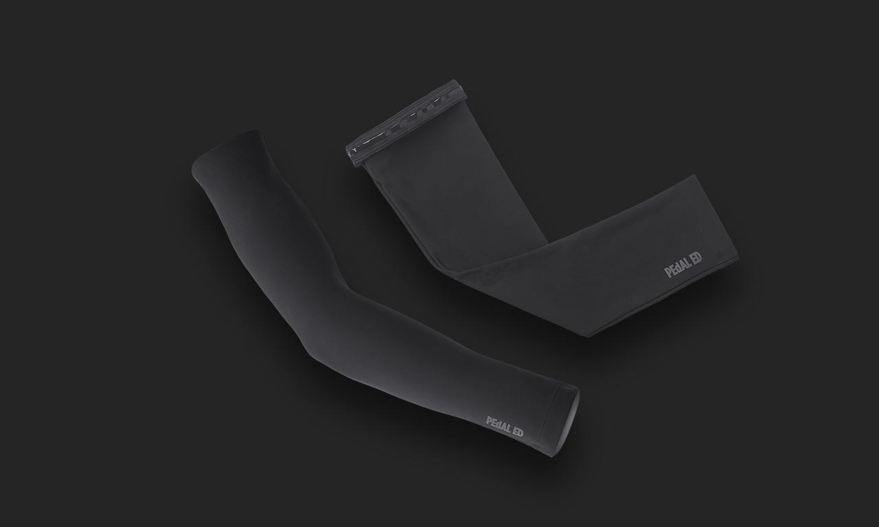 Manchettes PEDALED Team armwarmer