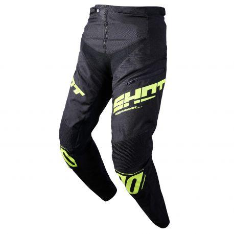 Pantalon SHOT Rogue black/neon yellow