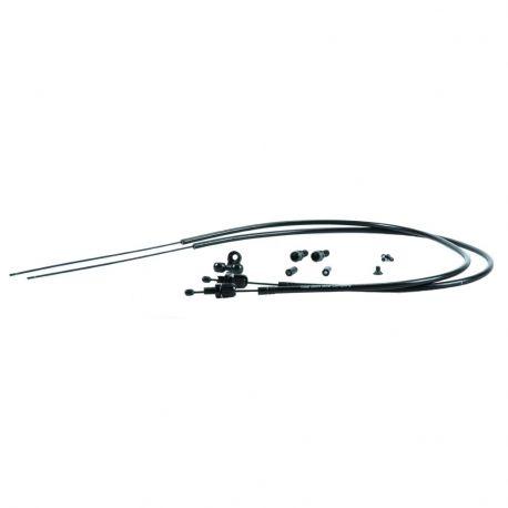 Cable de rotor inférieur TOTAL BMX DBS Dual