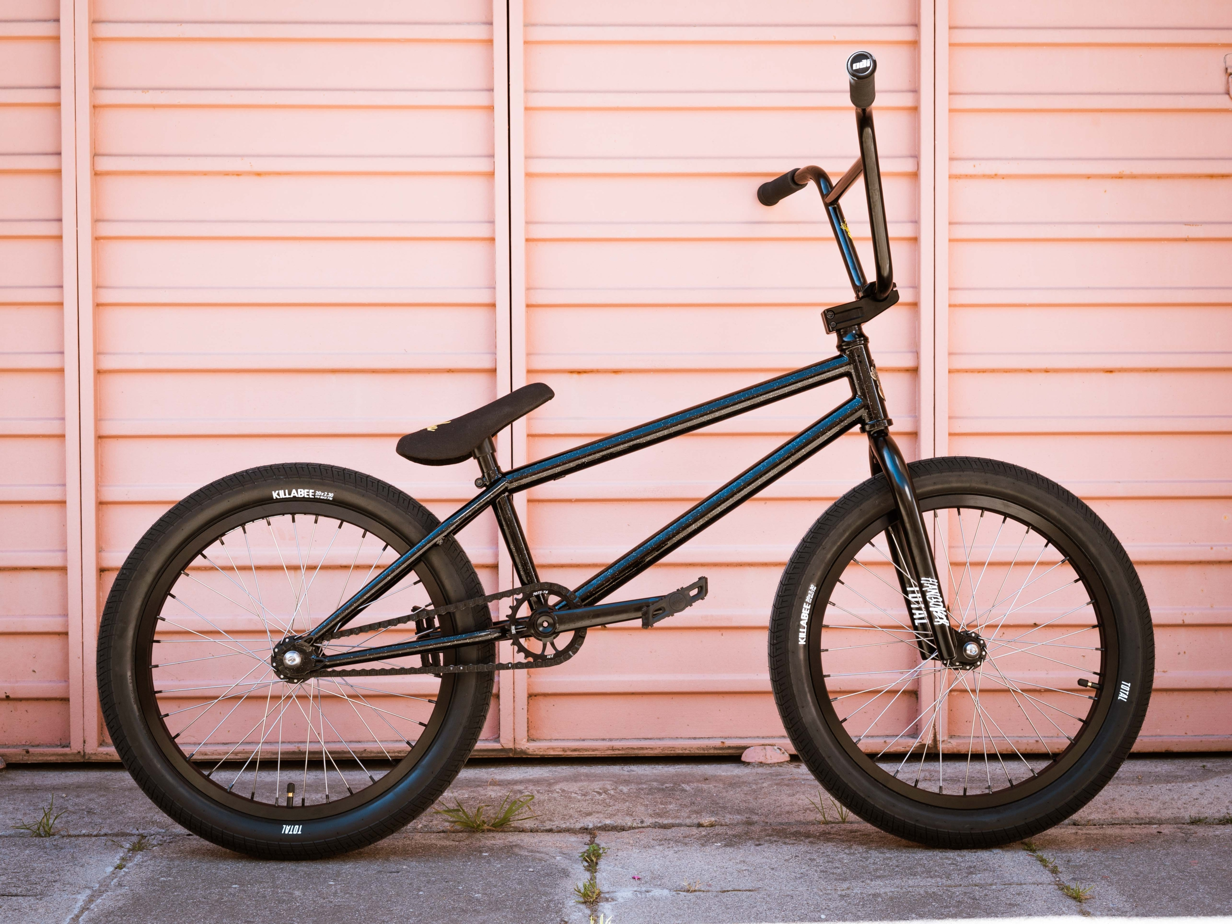 Bmx TOTAL BMX Killabee K3 custom