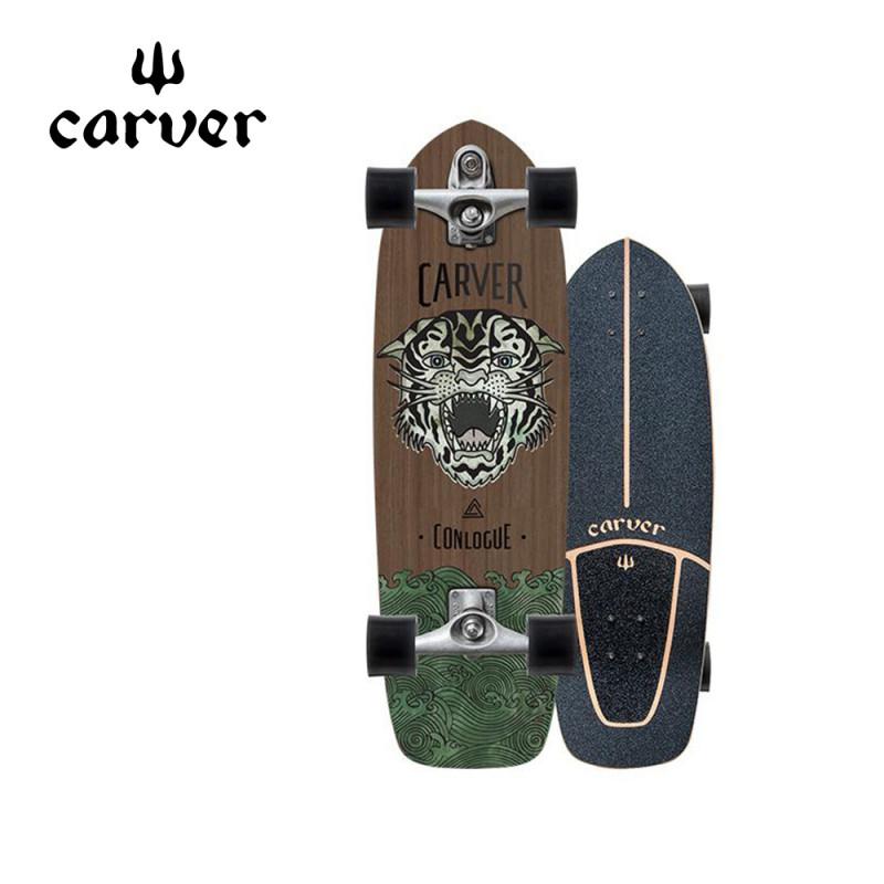 Surf Skate CARVER Conlogue Sea Tiger C7 29.5