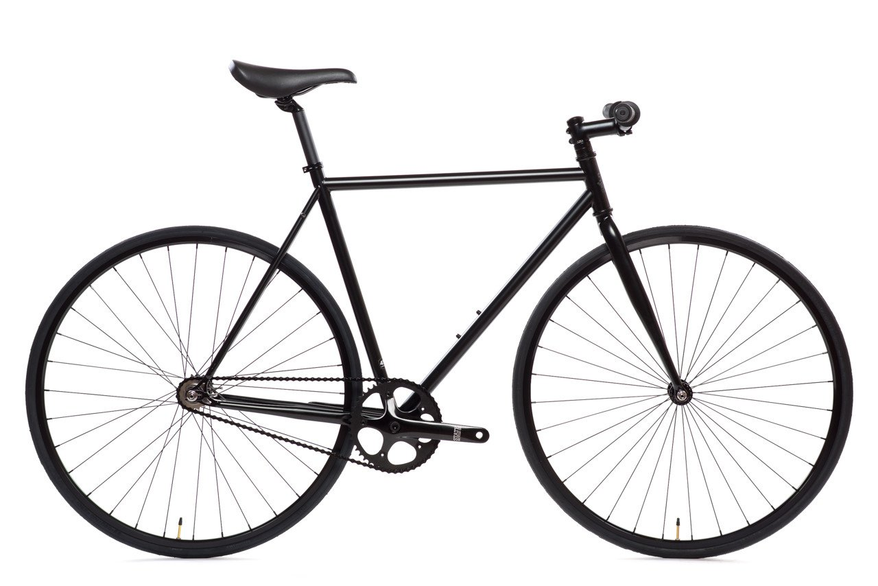 Vélo STATE Core Line 4130 Matt Black 6