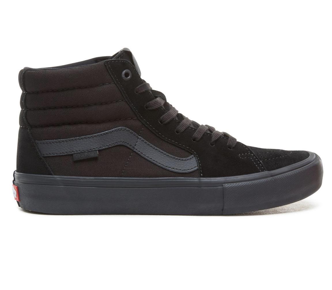 Shoesvans Vans Hi Sk8 Pro Blackout Avenue Shoes Bmx I7gymbY6fv
