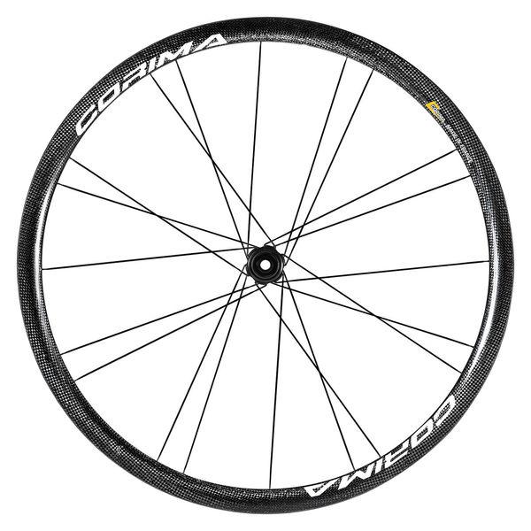 Roue CORIMA WS Black disc 32mm pneu avant