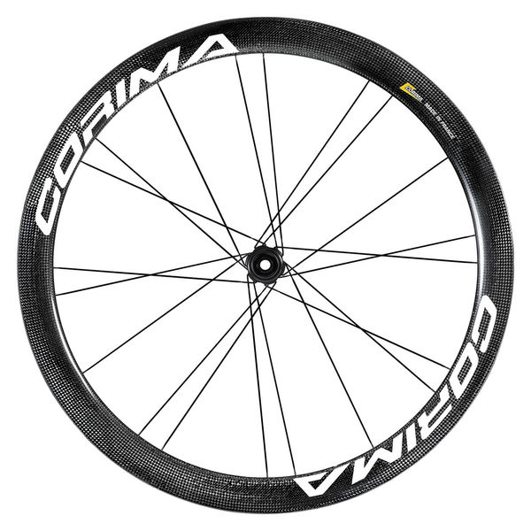 Roue CORIMA WS Black disc 47mm pneu avant