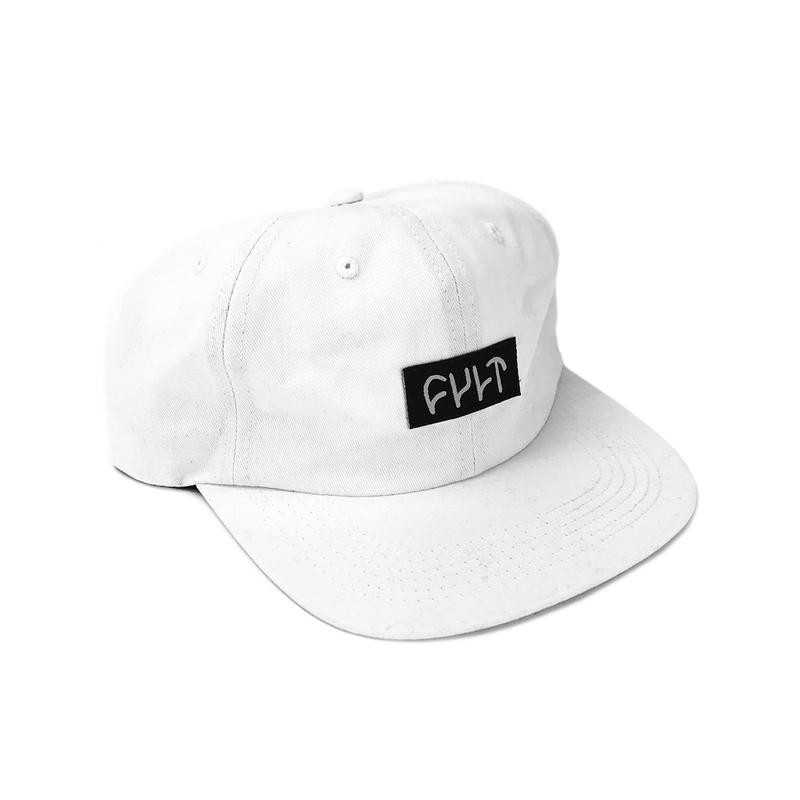CASQUETTE CULT 6 PANELS IN-BLOOM