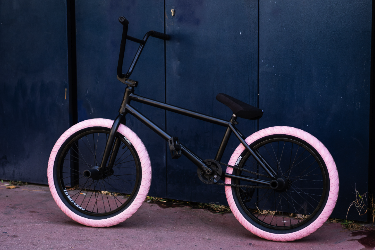 BMX STRESS BES CUSTM FREECOASTER