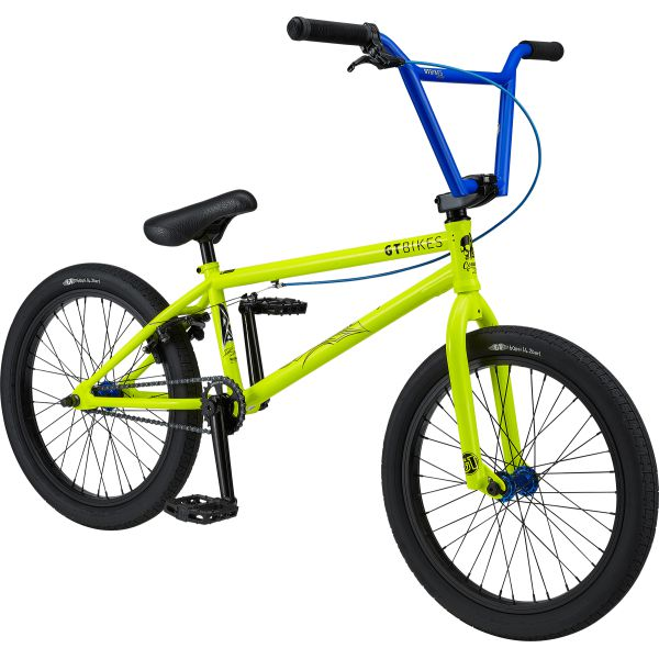 BMX GT CONWAY TEAM COMP YELLOW 21\'\' 2020