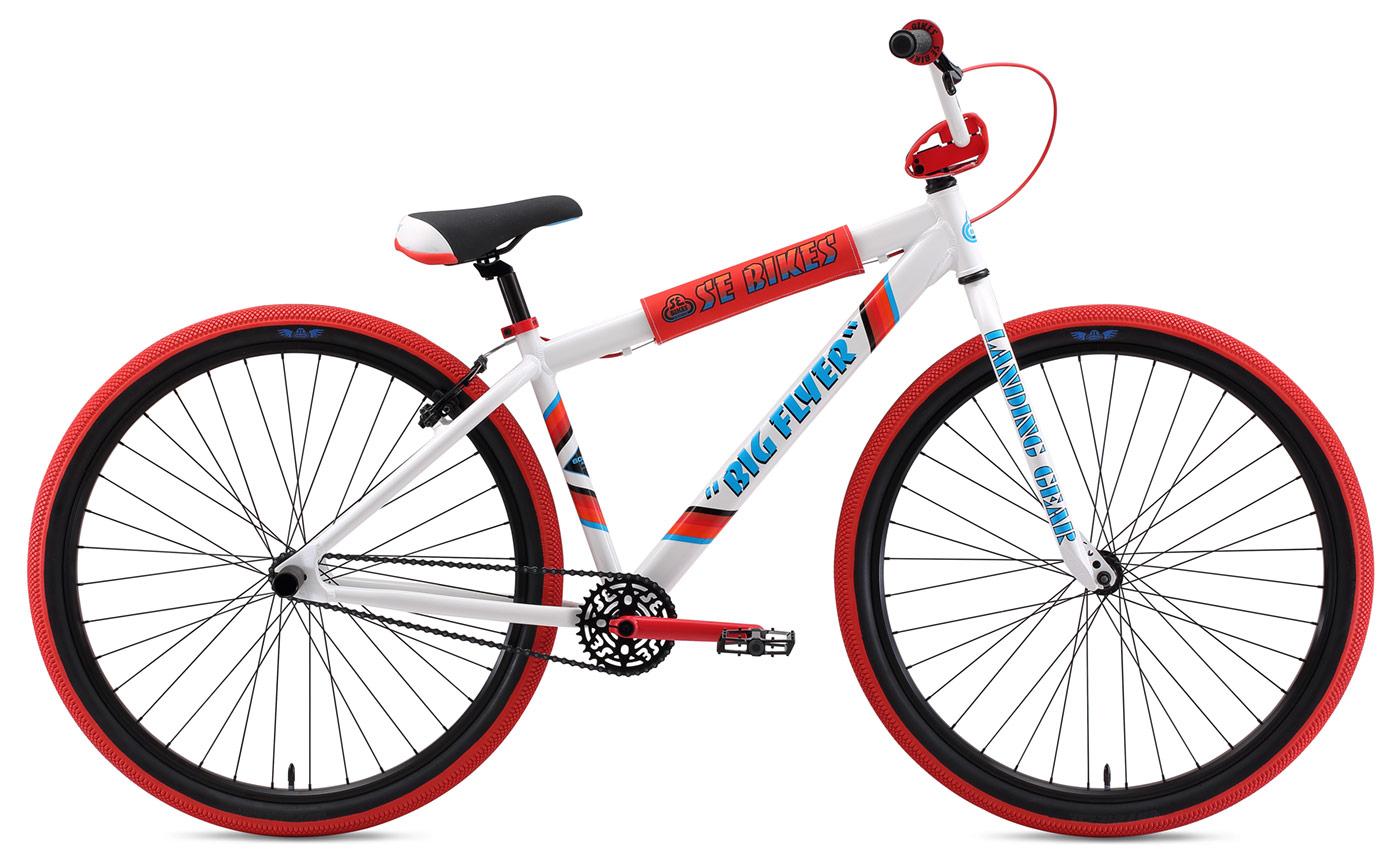 SE Racing Bikes Super Big tire Cruiser Chrome Guidon