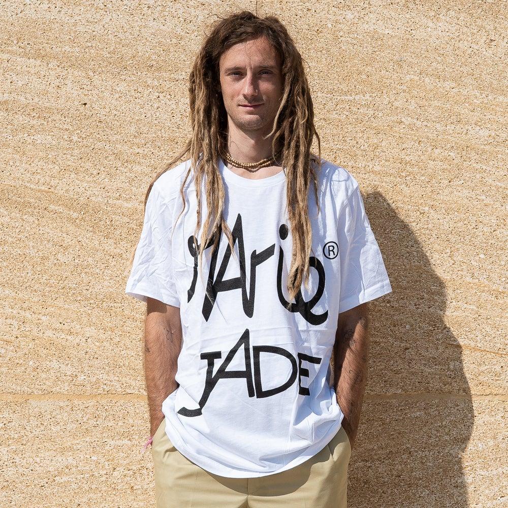 TEE-SHIRT MARIE JADE PROPAGANDE WHITE