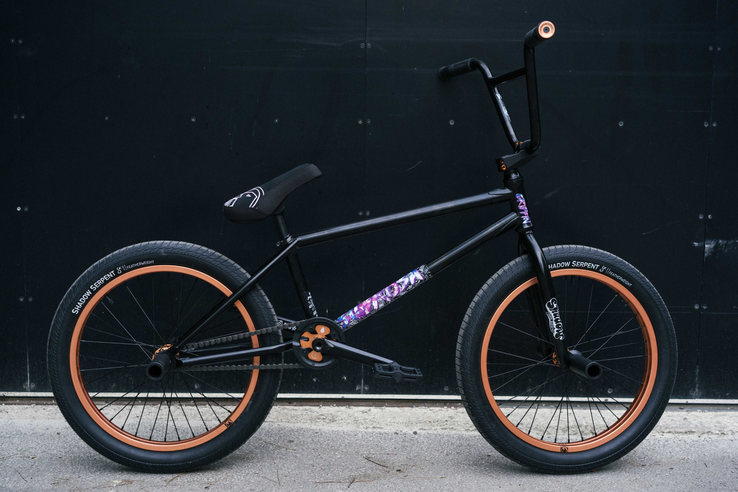 BMX CUSTOM SHADOW-SUBROSA GRIFFIN BURNETT