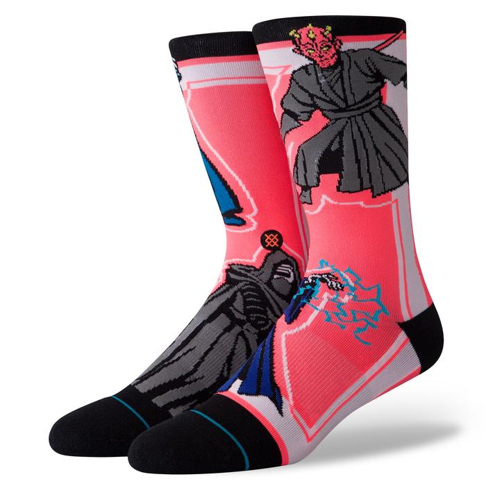 CHAUSSETTES STANCE STAR WARS SITH