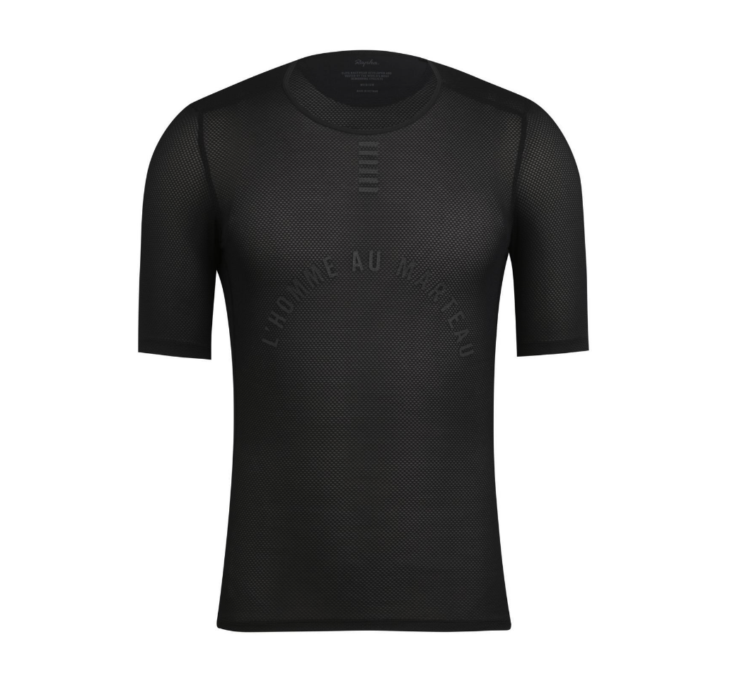 SOUS COUCHE RAPHA PRO TEAM BASE LAYER BLACK