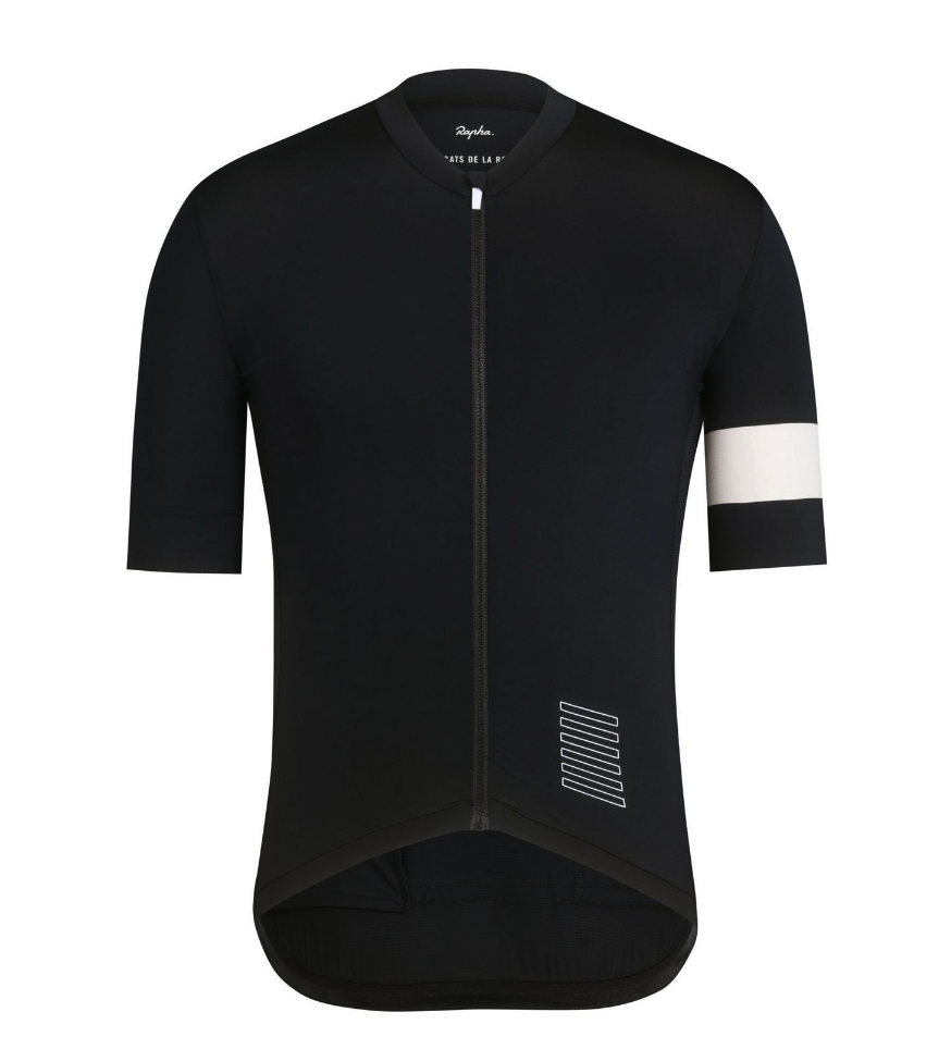 MAILLOT RAPHA PRO TEAM TRAINING JERSEY BLACK