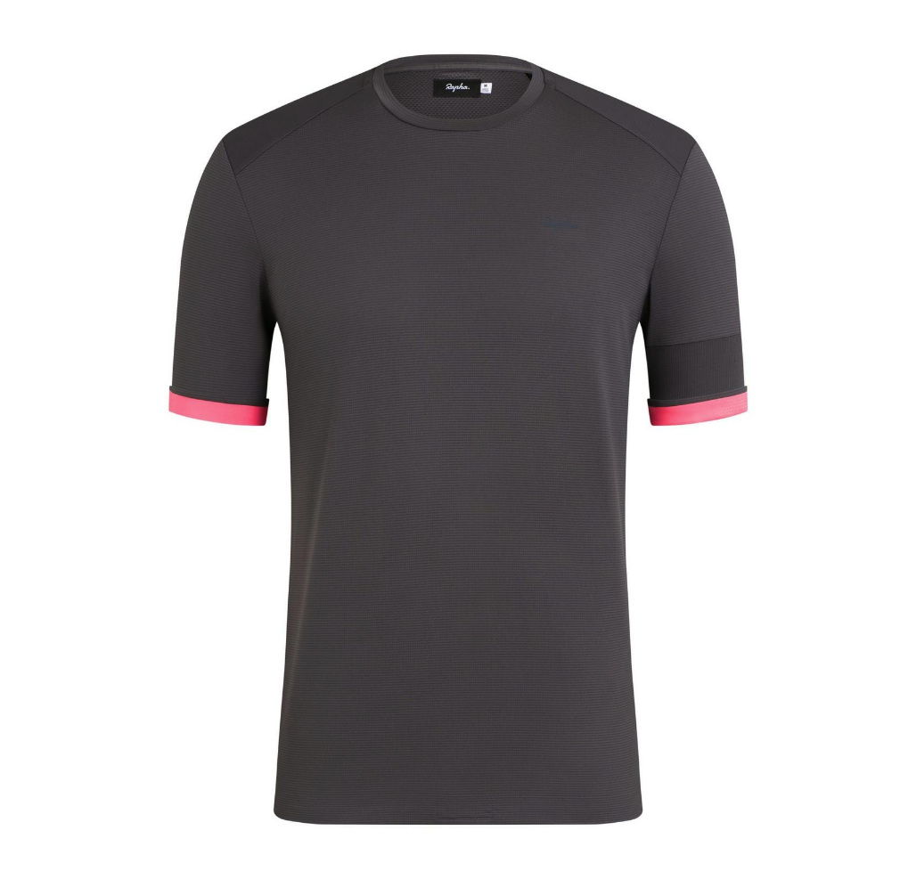 TEE SHIRT RAPHA TECHNICAL CARBON GREY