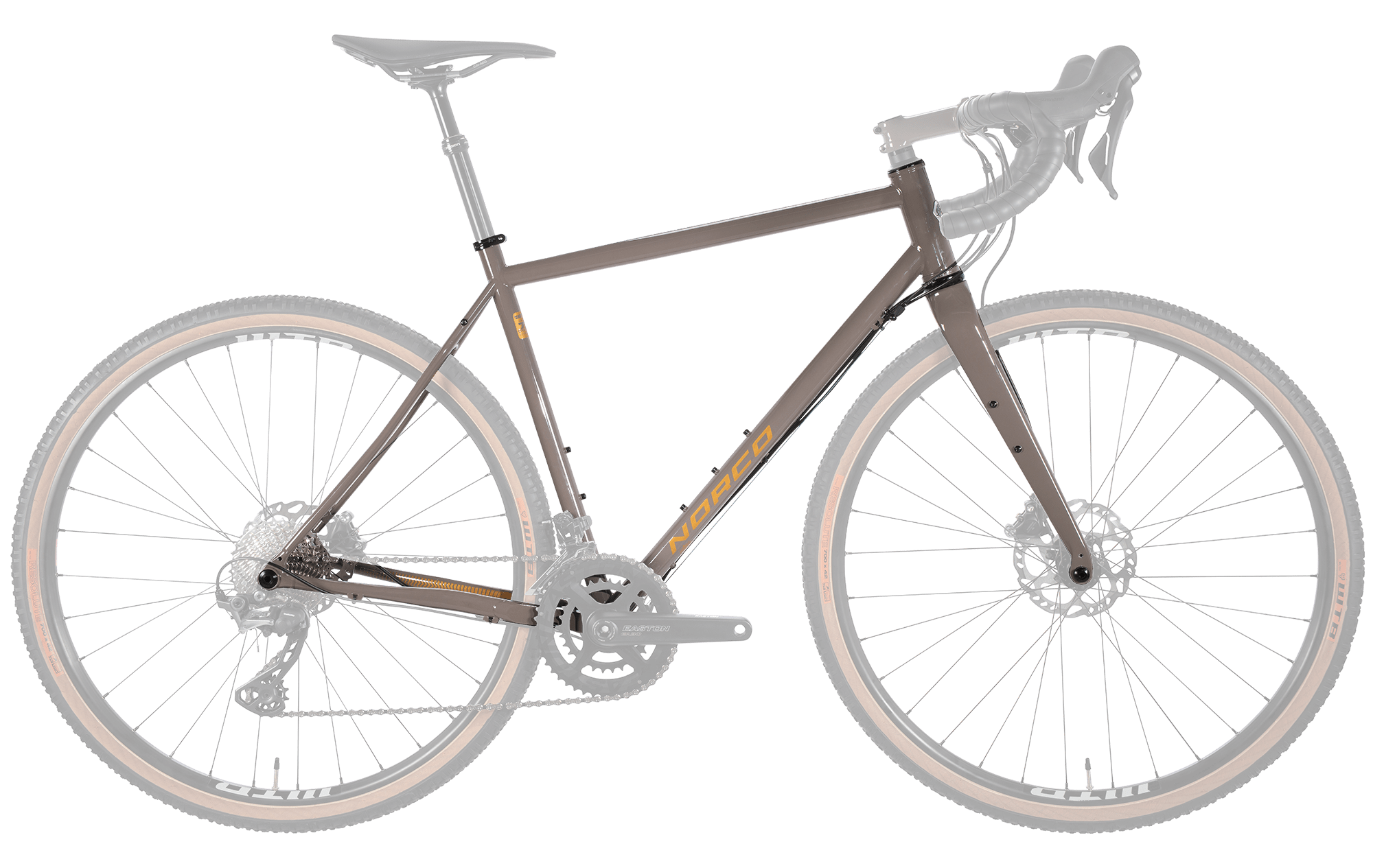 KIT CADRE NORCO SEARCH STEEL 2020