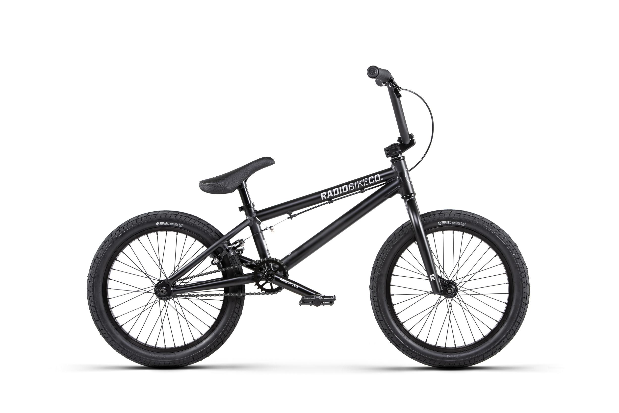 BMX RADIO BIKES DICE 18 BLACK