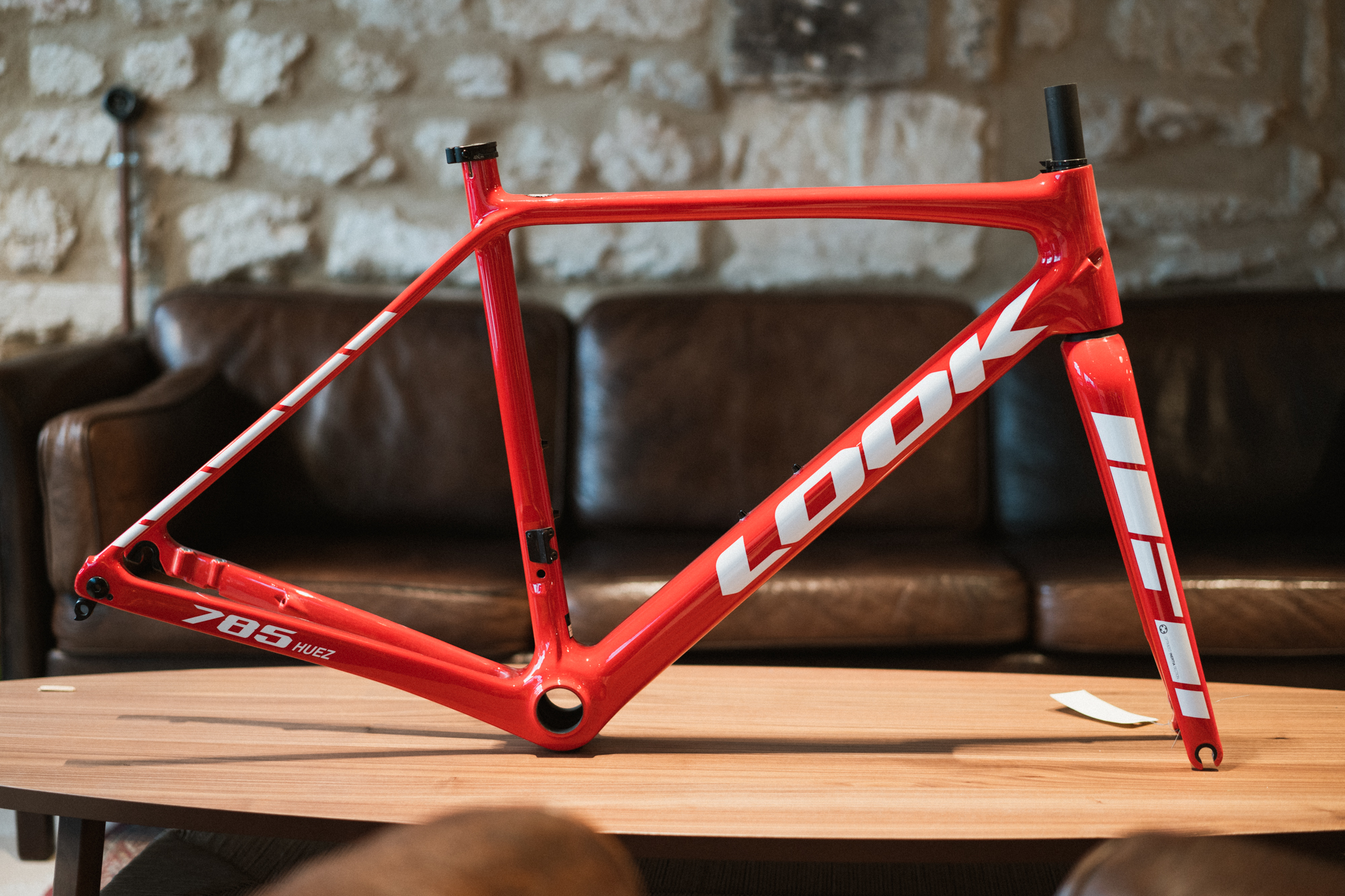 KIT CADRE LOOK HUEZ DISC RED EXPO