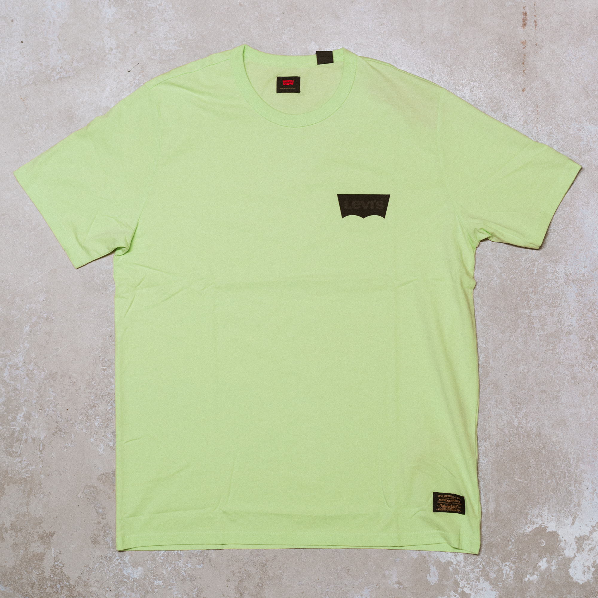 TEE SHIRT LEVIS GRAPHIC PARADISE GREEN