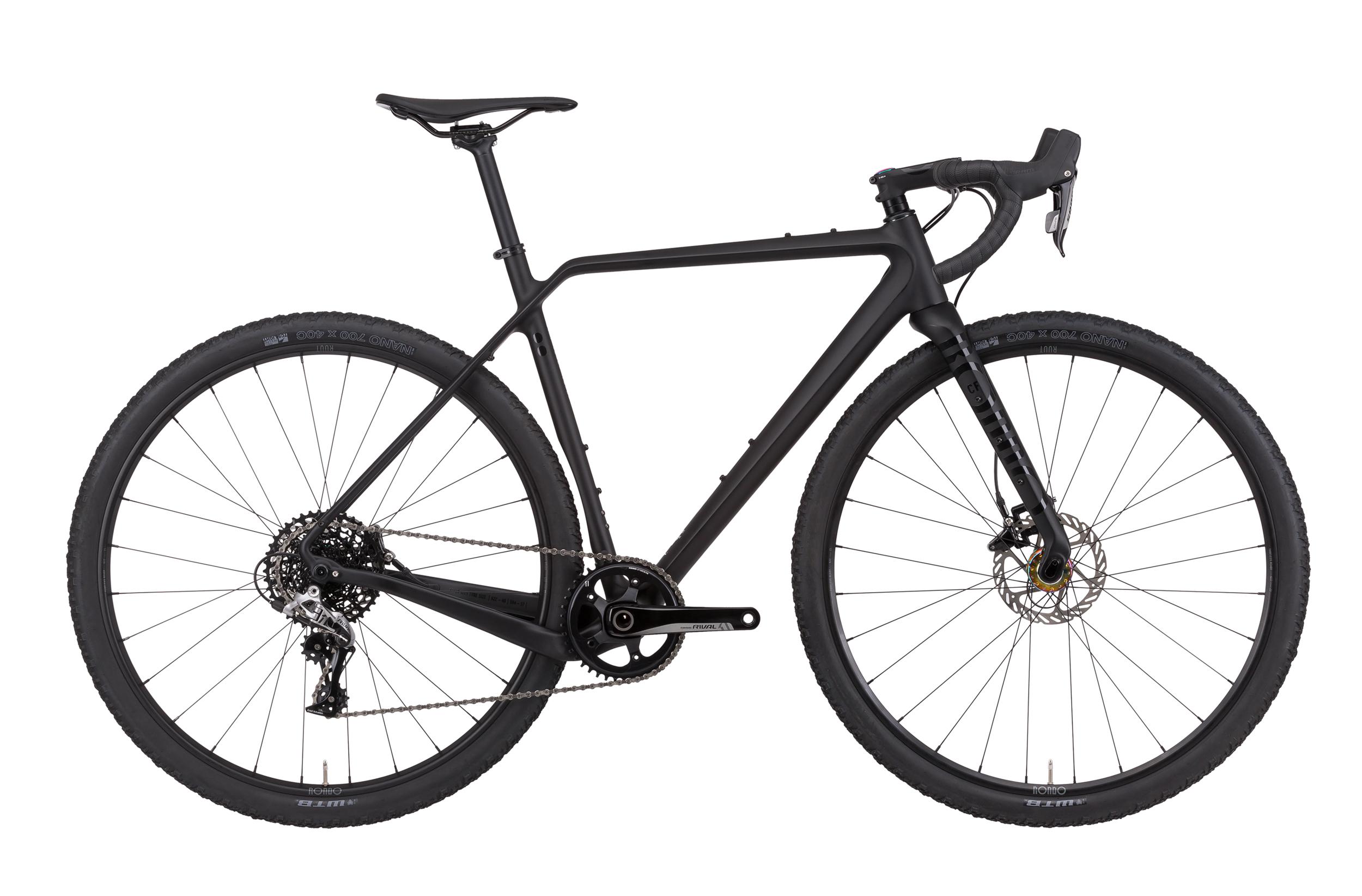 VELO RONDO CF2 BLACK 2021