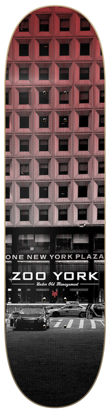 PLANCHE ZOO YORK MY PLAZA 8.125