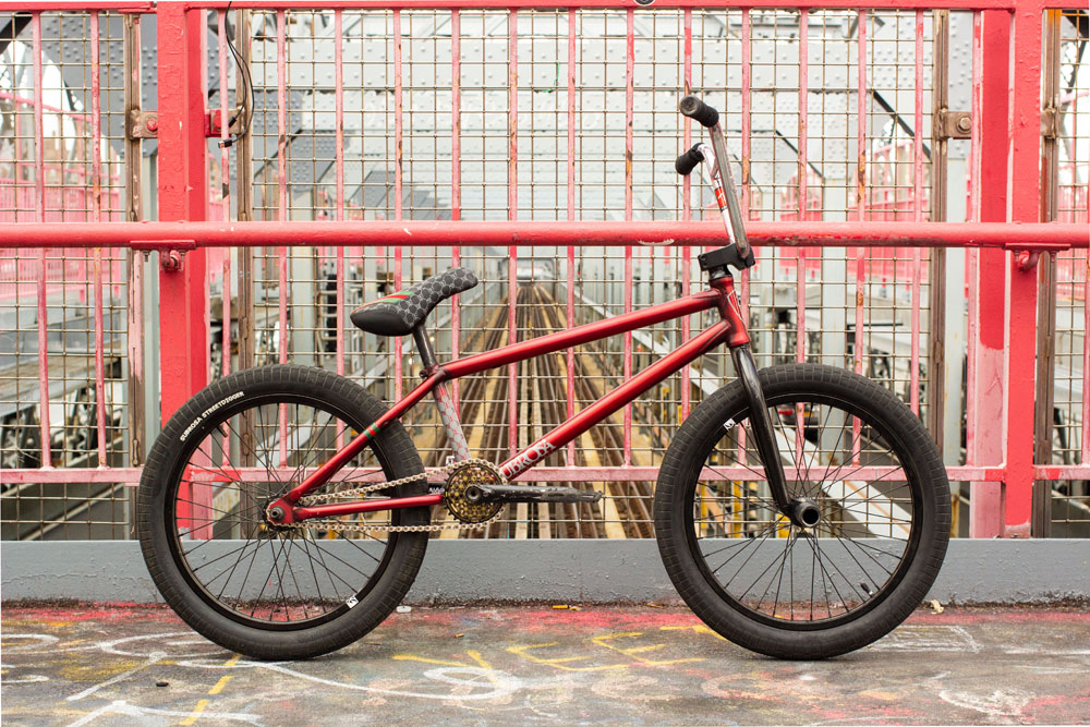 BMX SUBROSA SHADOW CUSTOM