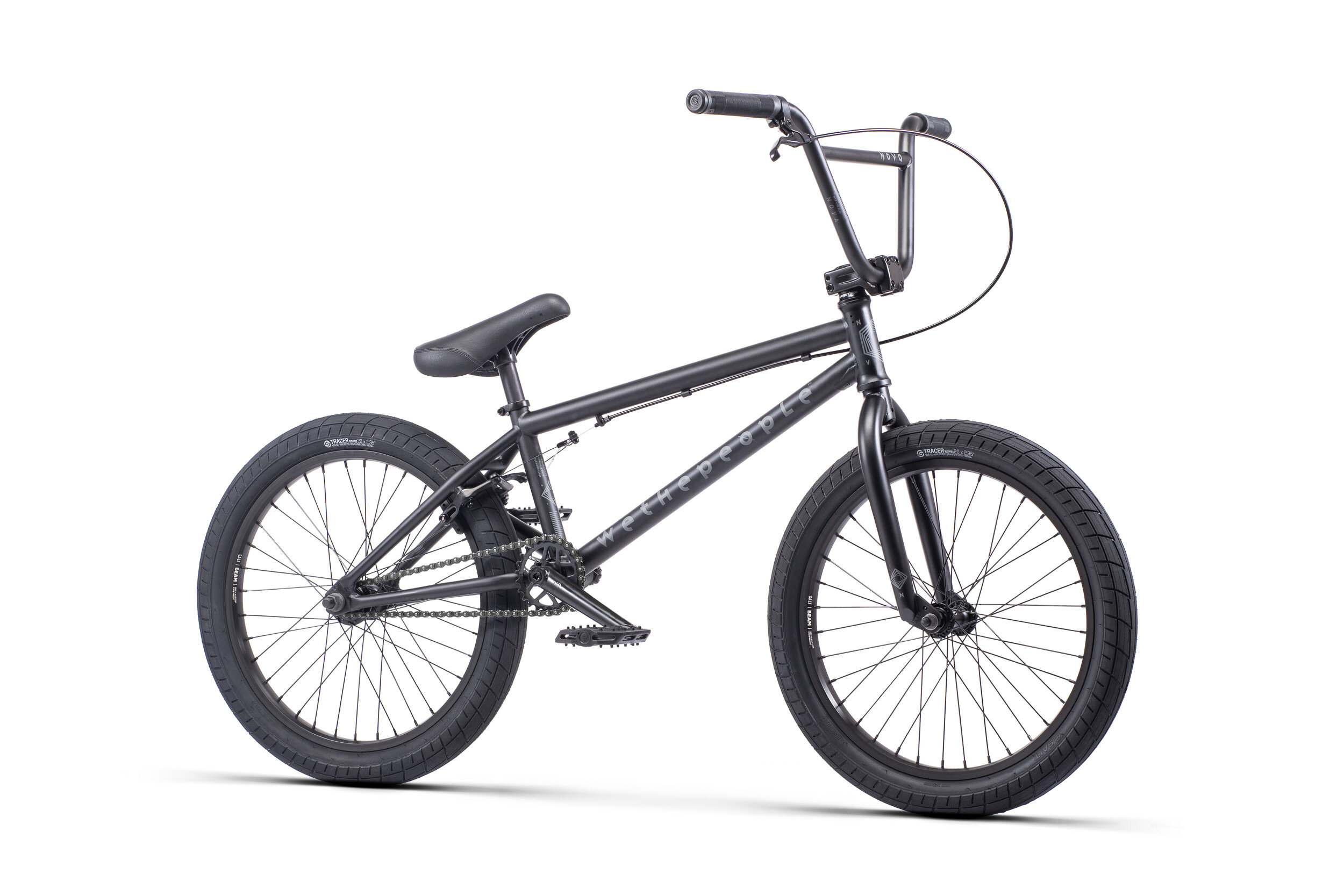 BMX WETHEPEOPLE NOVA 20.5 MAT BLACK 2021