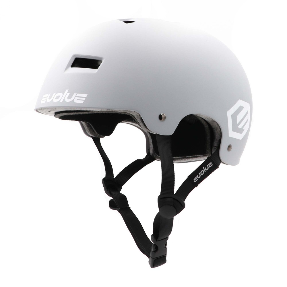 CASQUE EVOLVE CURB - MATT GREY