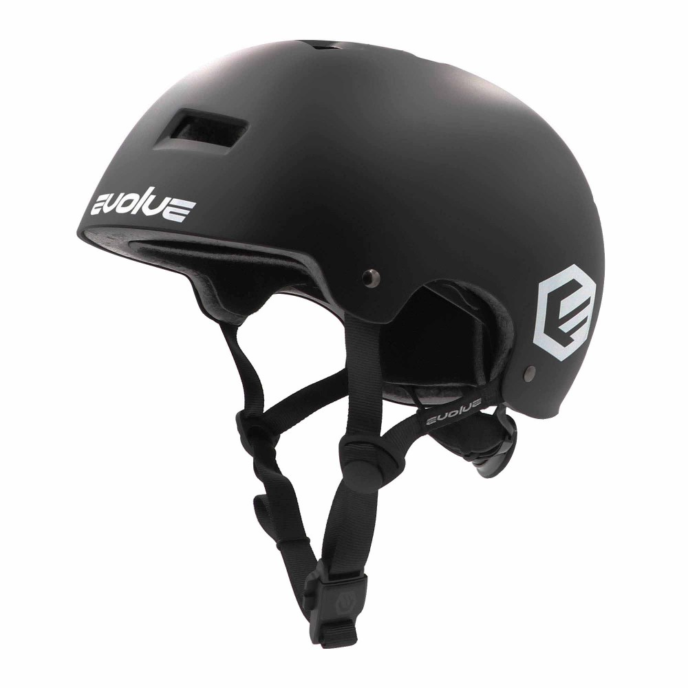 CASQUE EVOLVE CURB EVO - MATT BLACK
