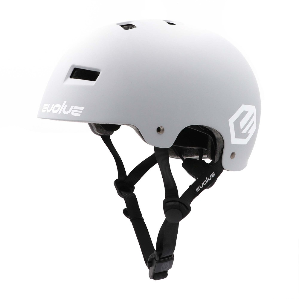 CASQUE EVOLVE CURB EVO - MATT GREY