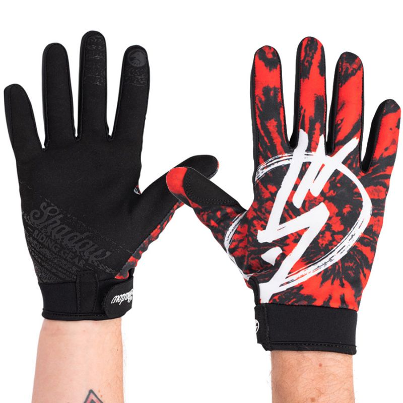 GANTS SHADOW CONSPIRE RED TYE DIE