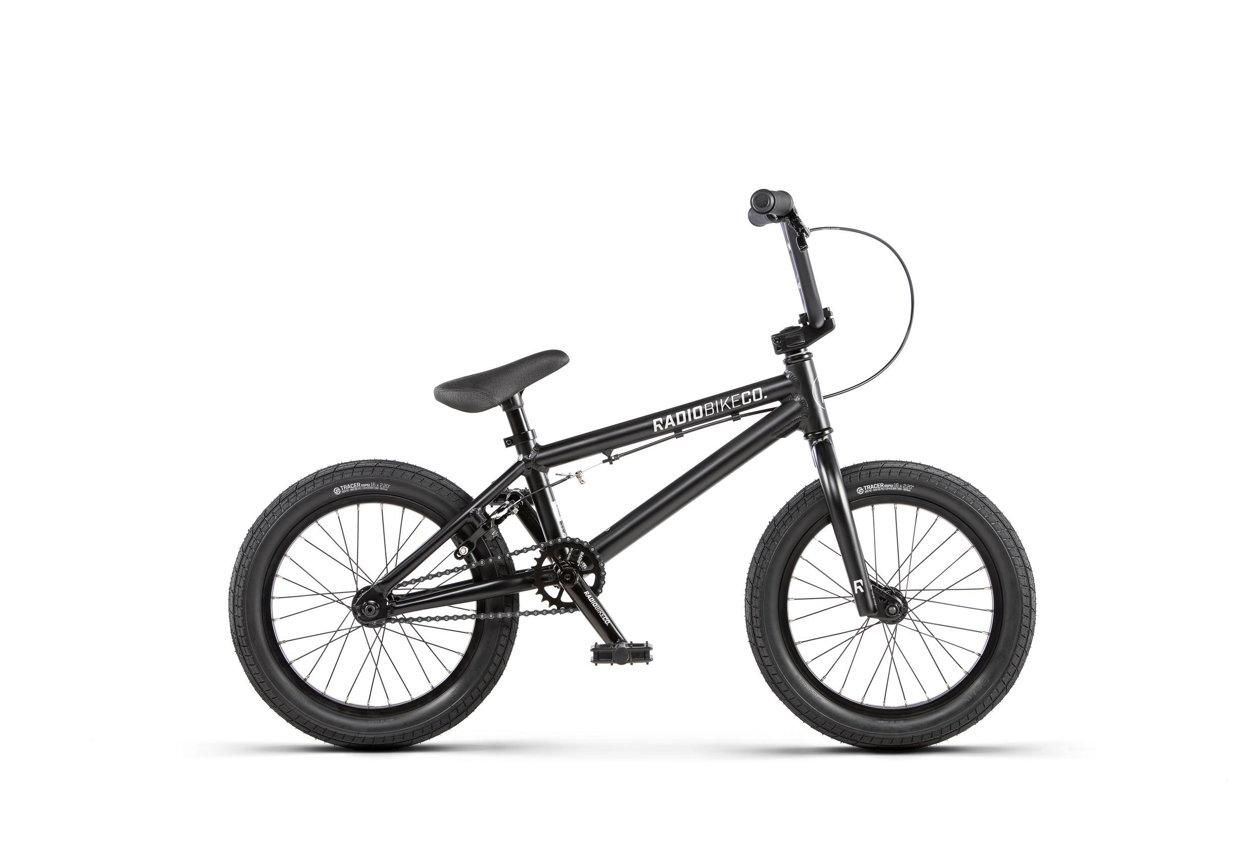 BMX RADIO DICE 16 BLACK