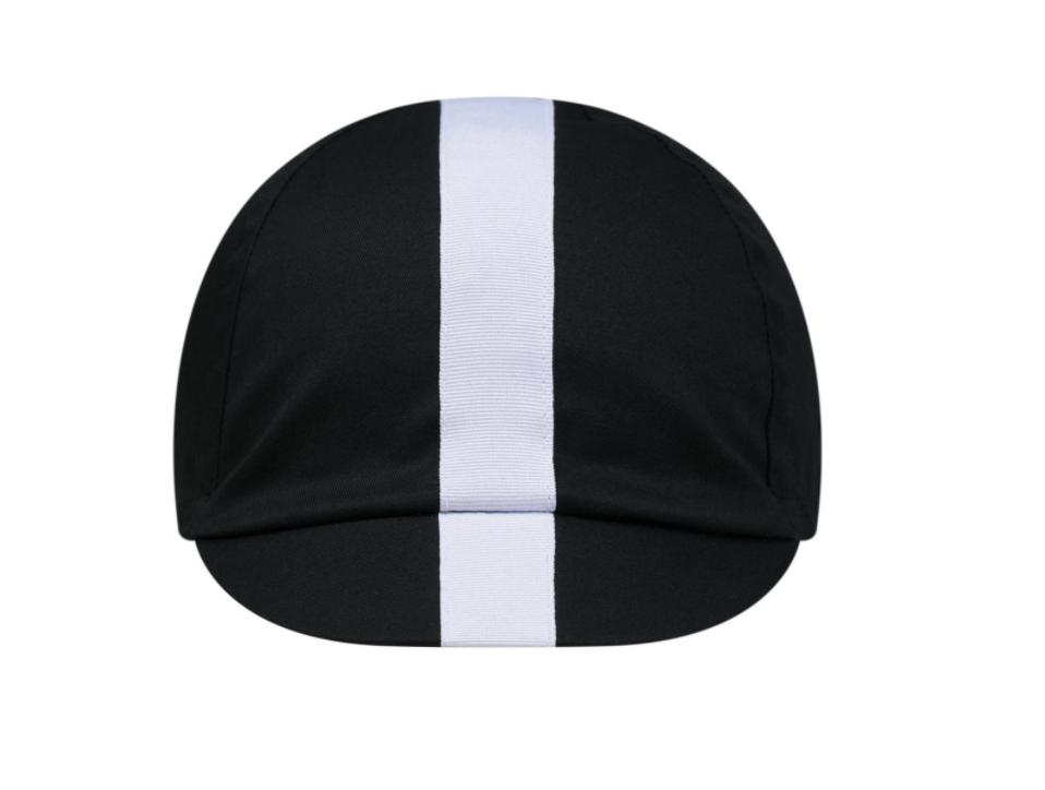 CASQUETTE RAPHA CAP II NOIR/BLANC